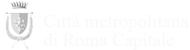 Logo della Città Metropolitana di Roma Capitale